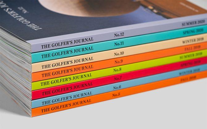 The Golfer's Journal 5-12