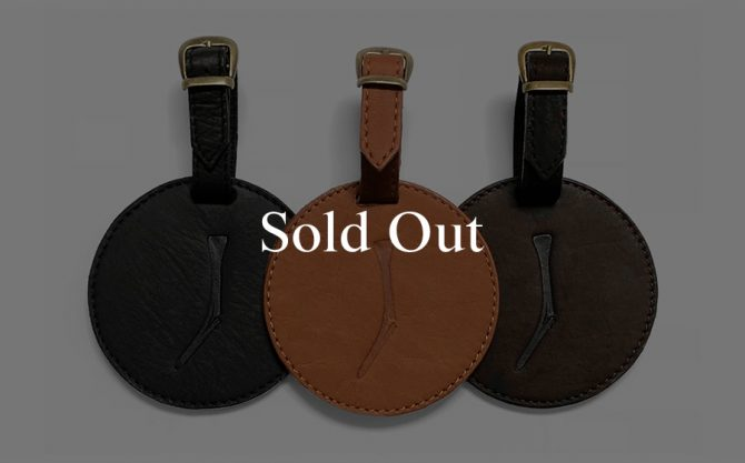 Bag Tag - Out Of Stock