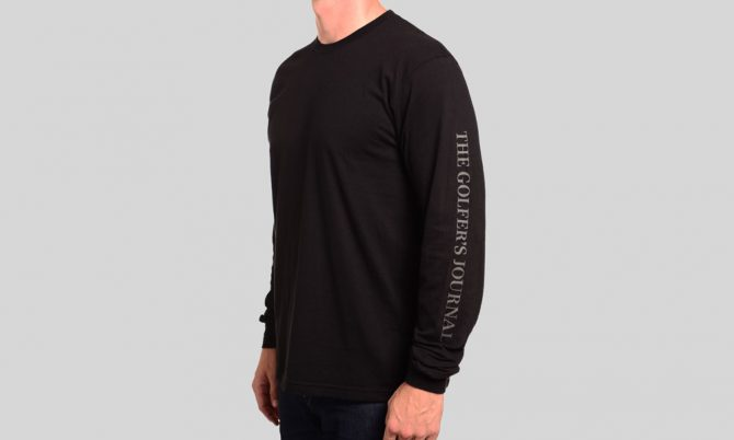TGJ Long Sleeve Shirt - Black