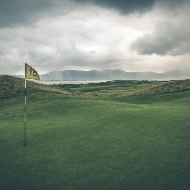 Fear and Golfing in 2018