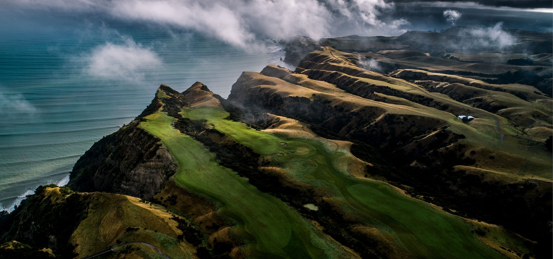 The Golfer's Journal - Cape Kidnappers