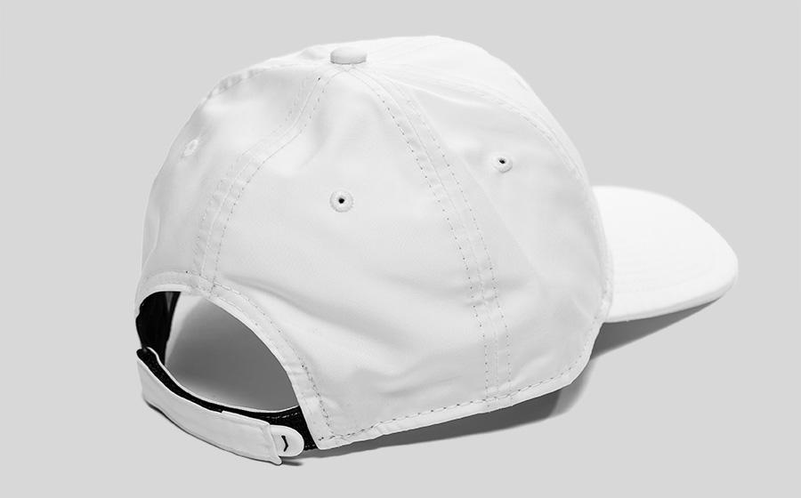 TGJ Packable Dad Hat - White