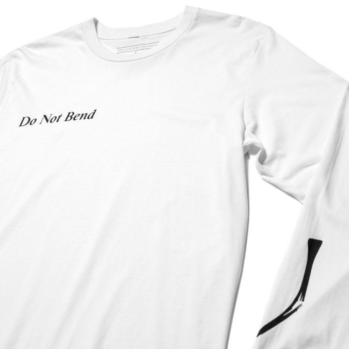 The Golfer's Journal | Do Not Bend Shirt