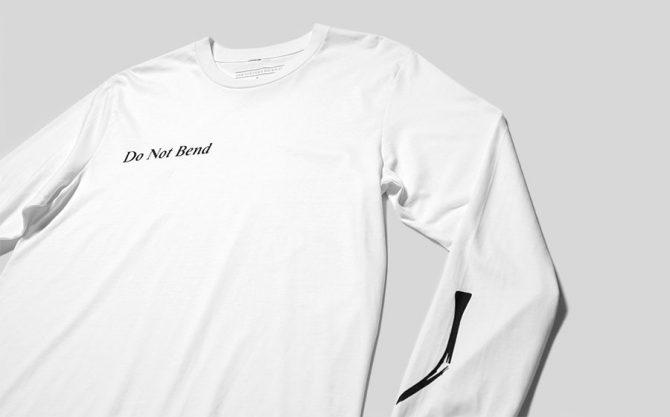 The Golfer's Journal | Do Not Bend Shirt - Front