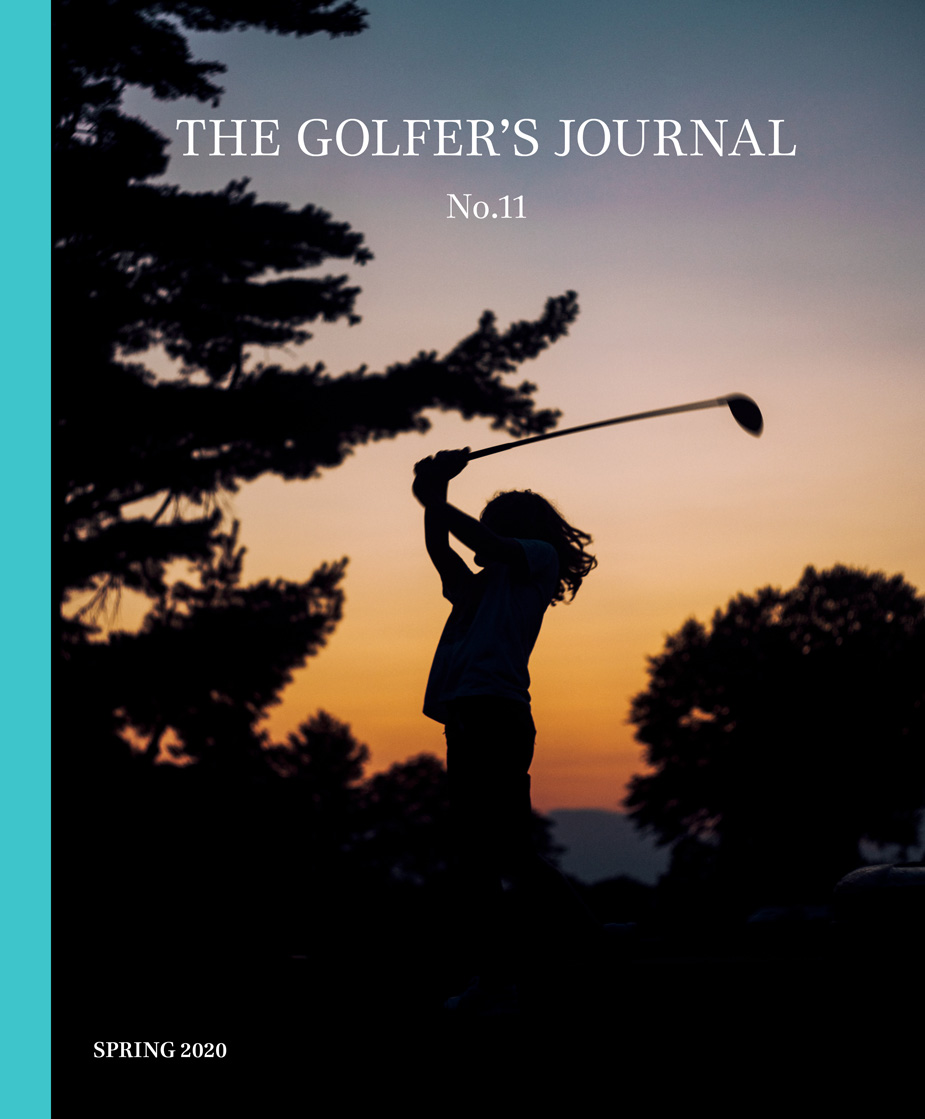 The Golfer's Journal No.11