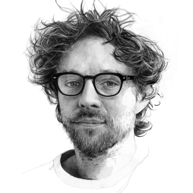 Erik Lang Portrait