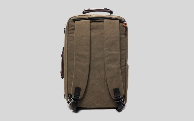 The Reverse Routing Backpack