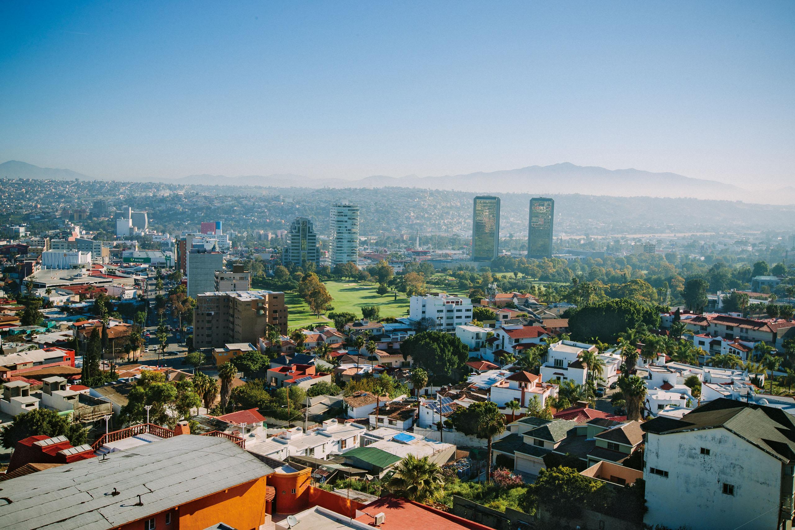 Club Campestre, Tijuana Mexico