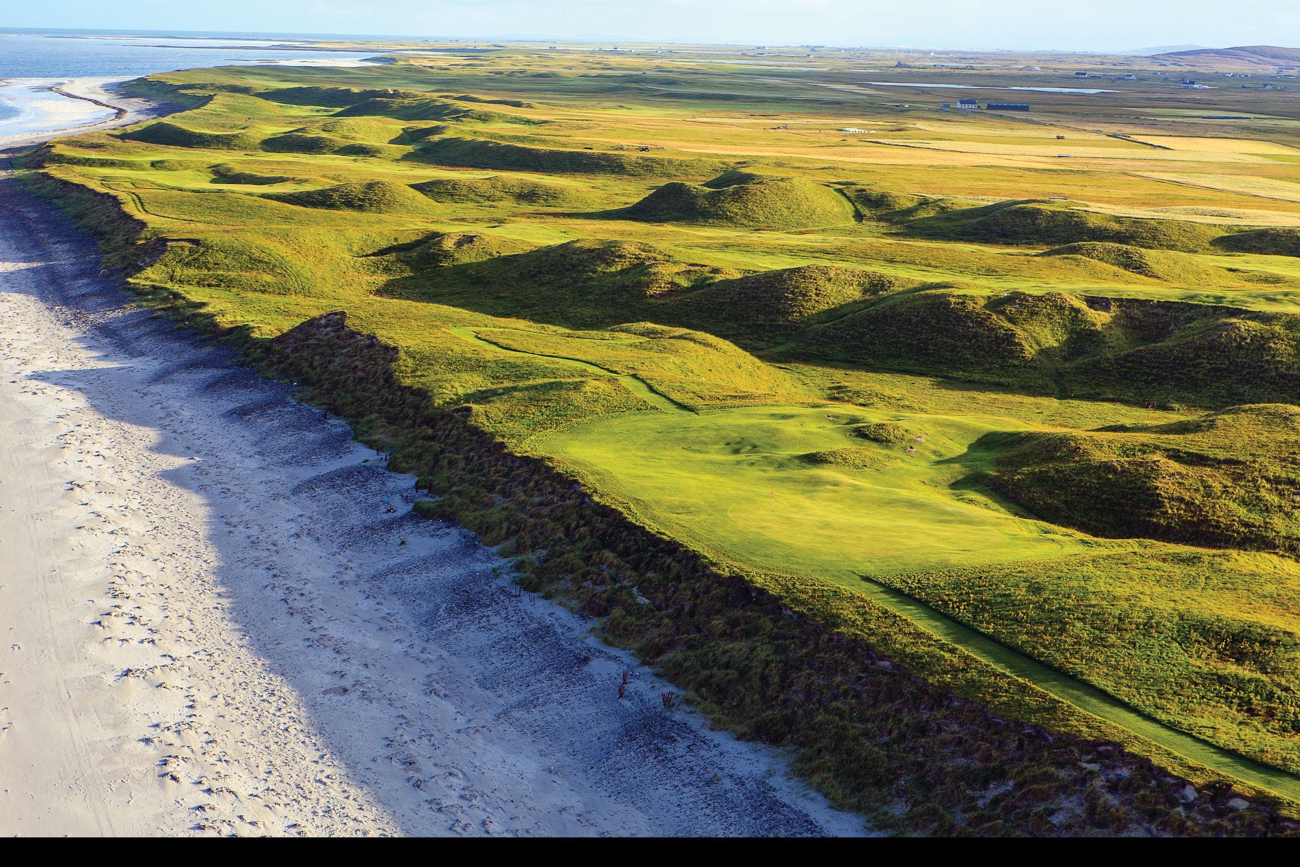 Askernish re-emerged from some of the greatest natural linksland on Earth. Problem is, you have to go to its ends to play it. Phto by DJ Piehowski
