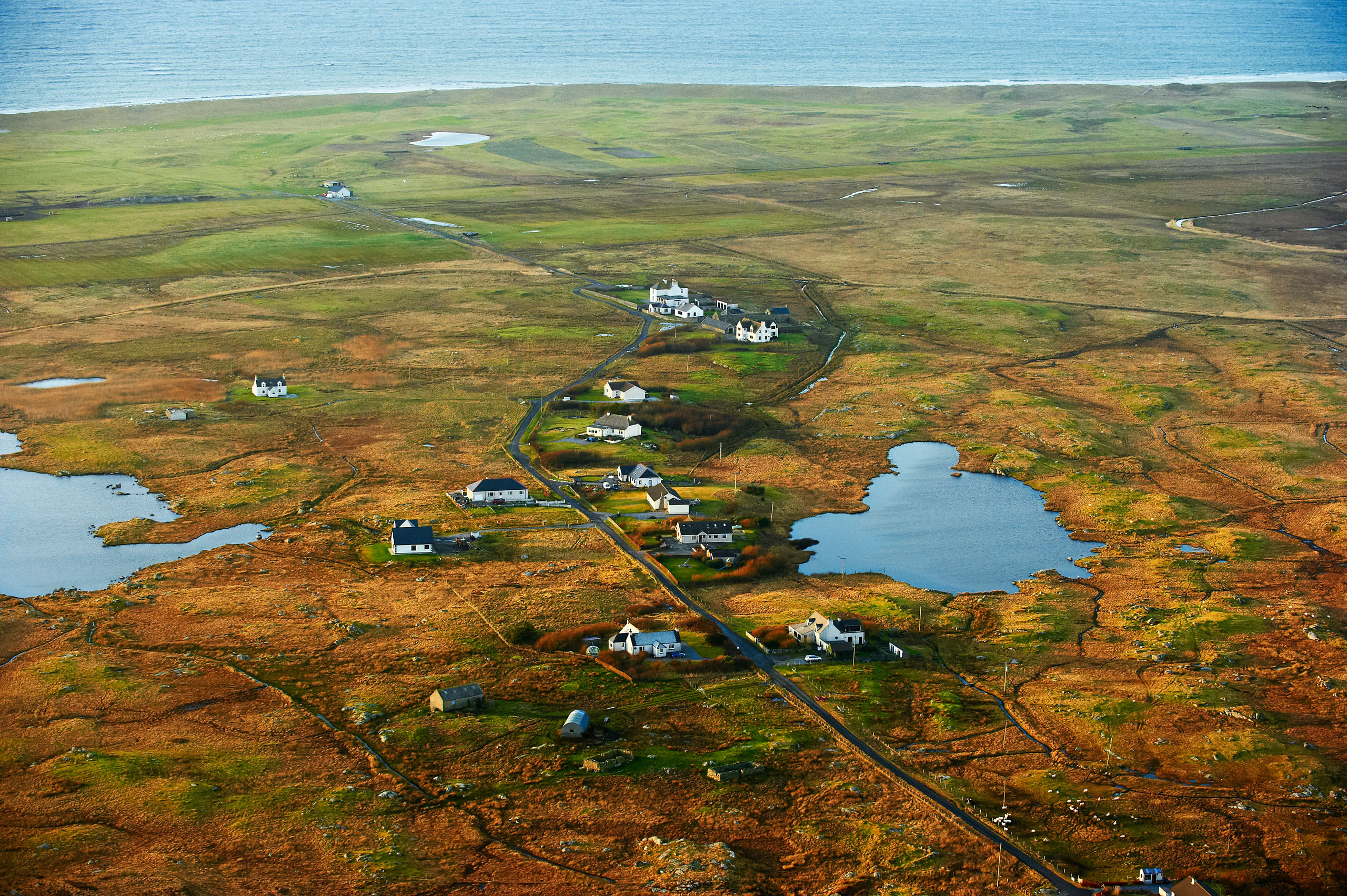 Isle of South Uist, Scotland. Photo by Thomas Lovelock /Sports Illustrated/Getty Images)