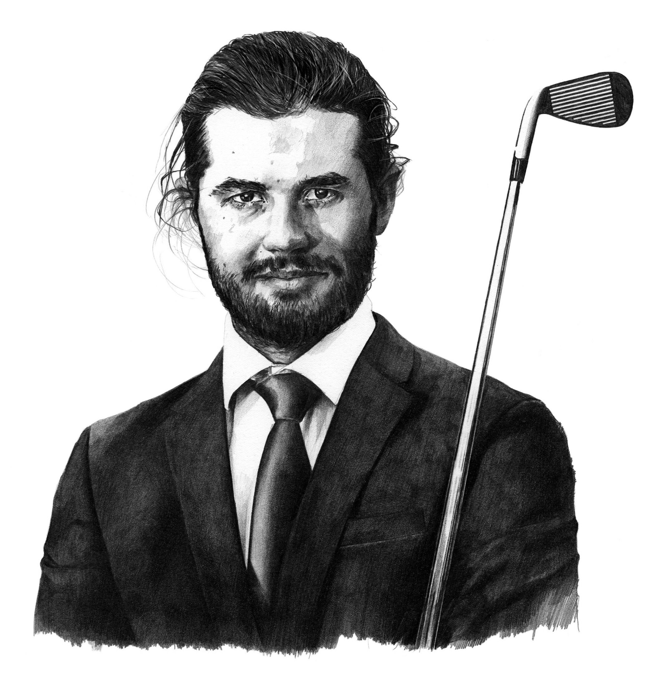 Curtis Luck Illustration