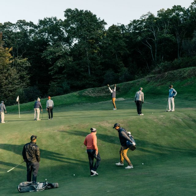 The Outpost Club at Yale Golf Course