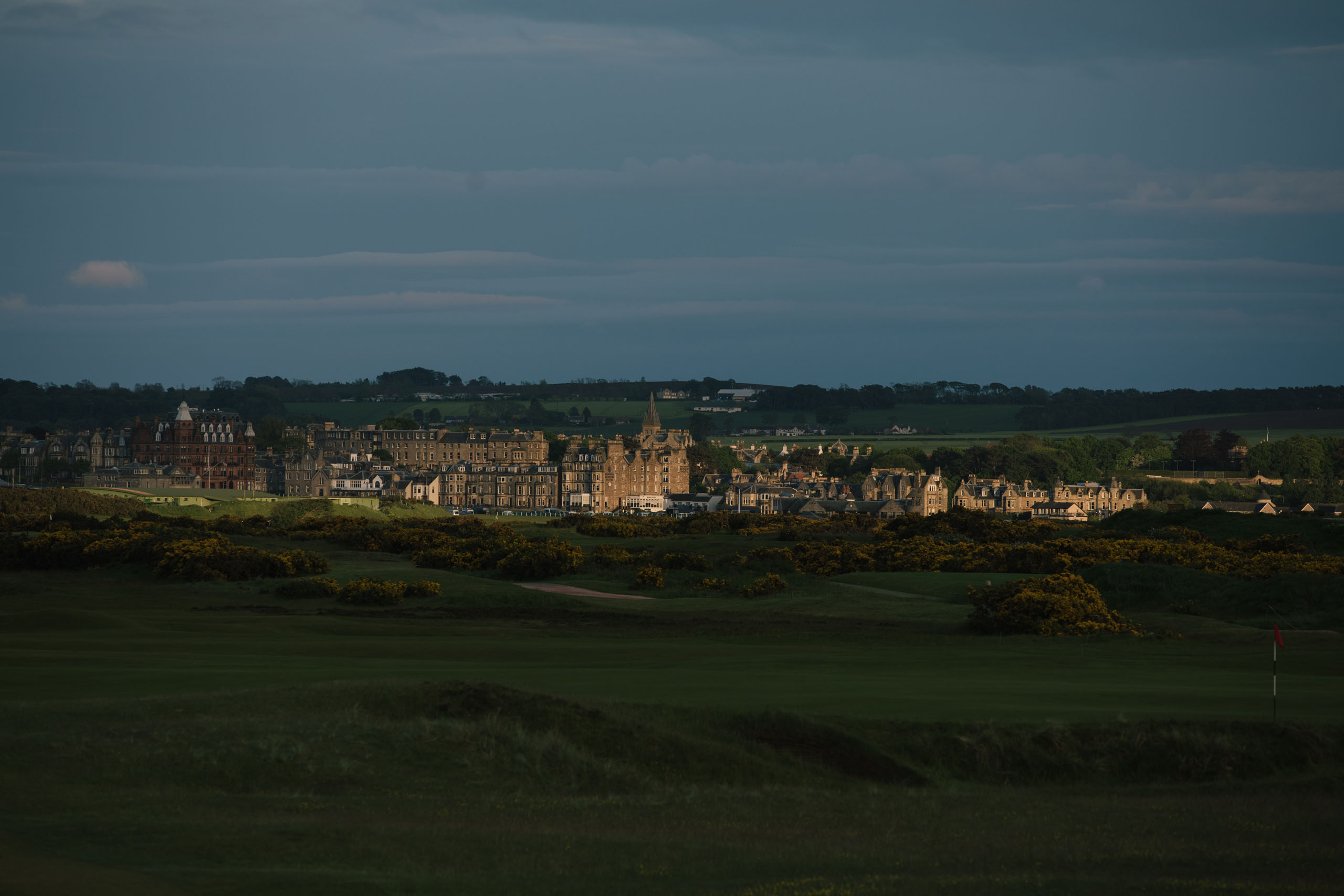 St Andrews, the Old Course