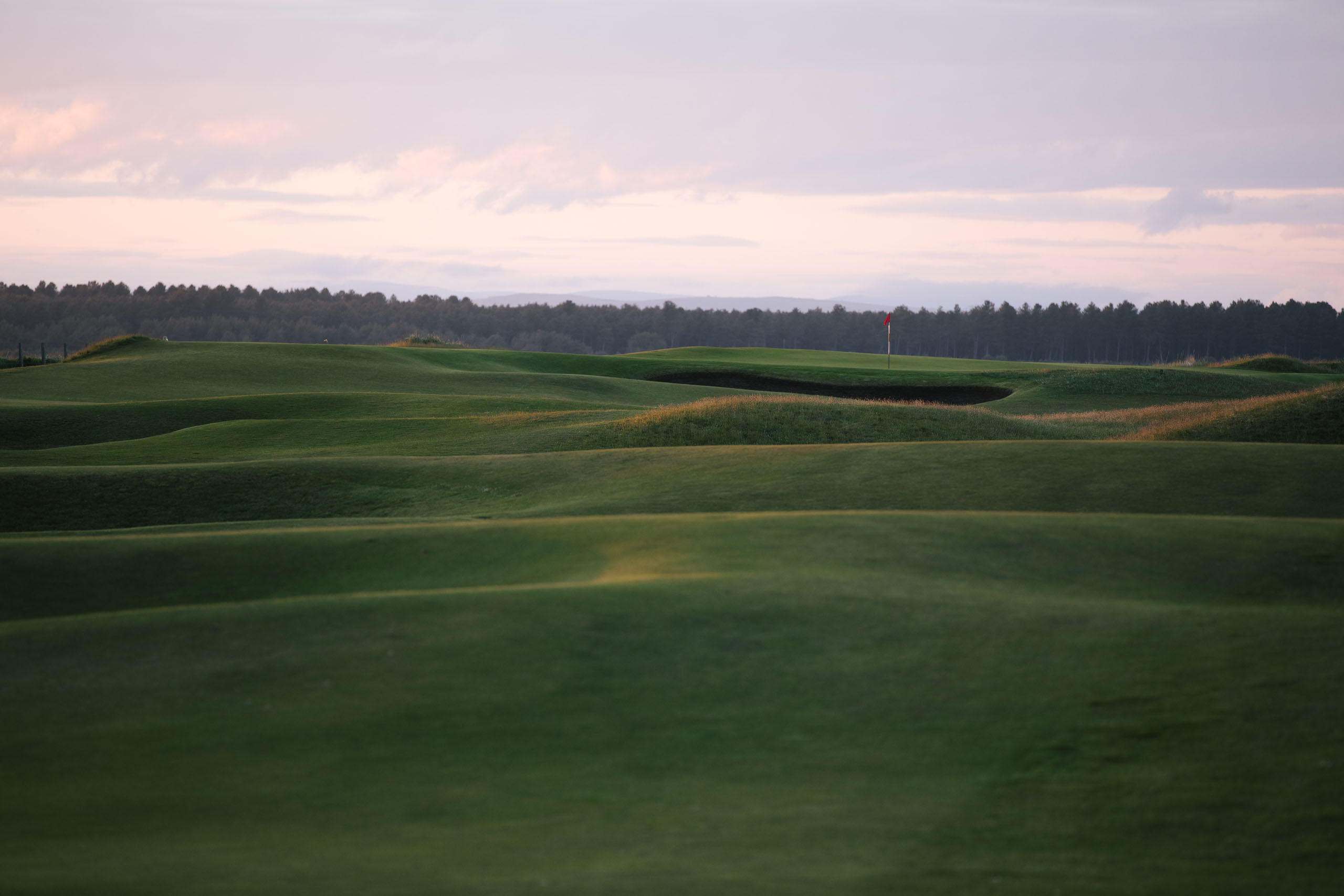 St Andrews, the Old Course, reverse seventh