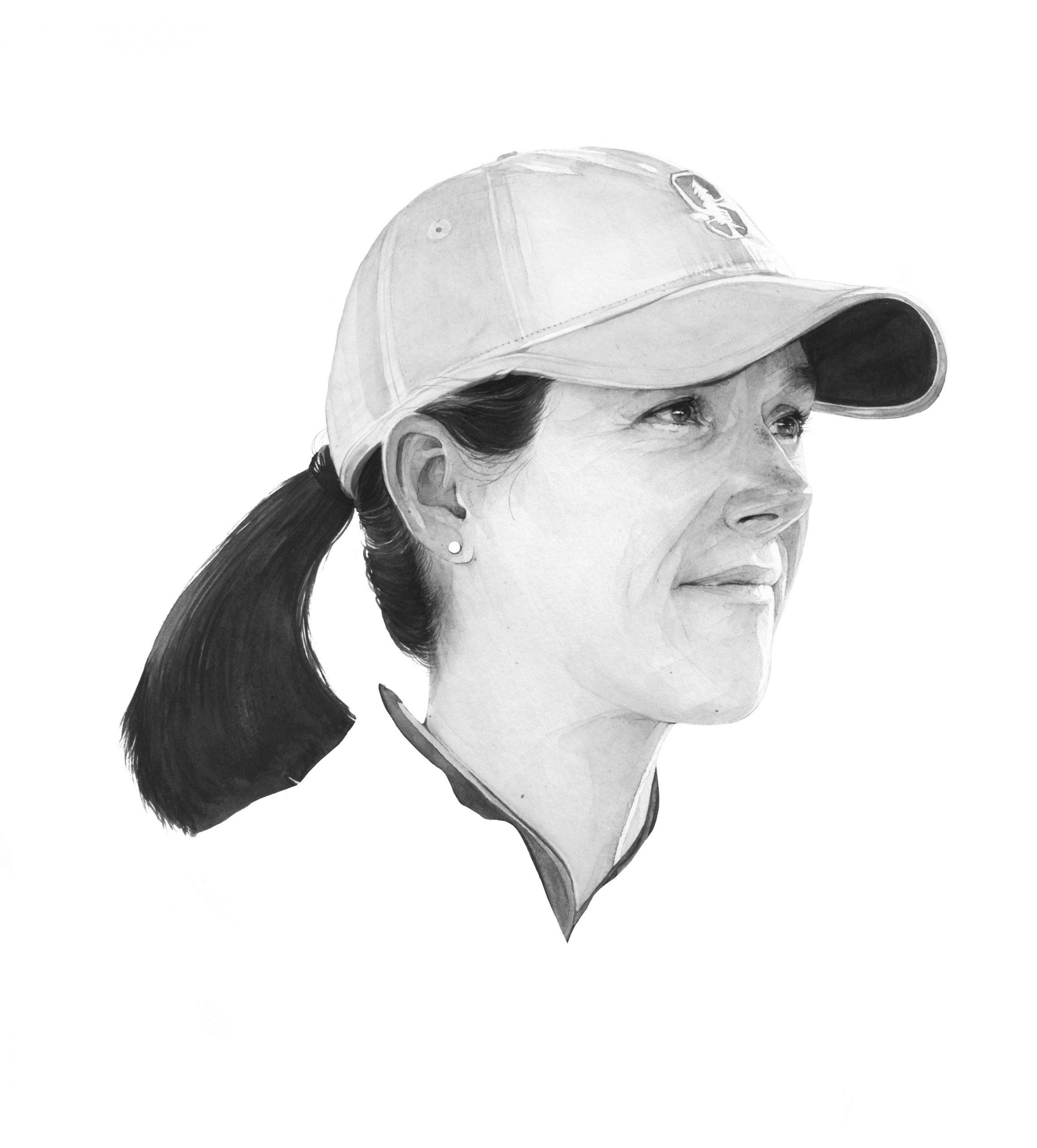 Anne Walker Illustration by Kate Copeland
