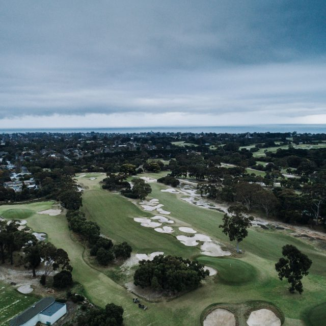 Victoria Golf Club- Image by Ed Sloane