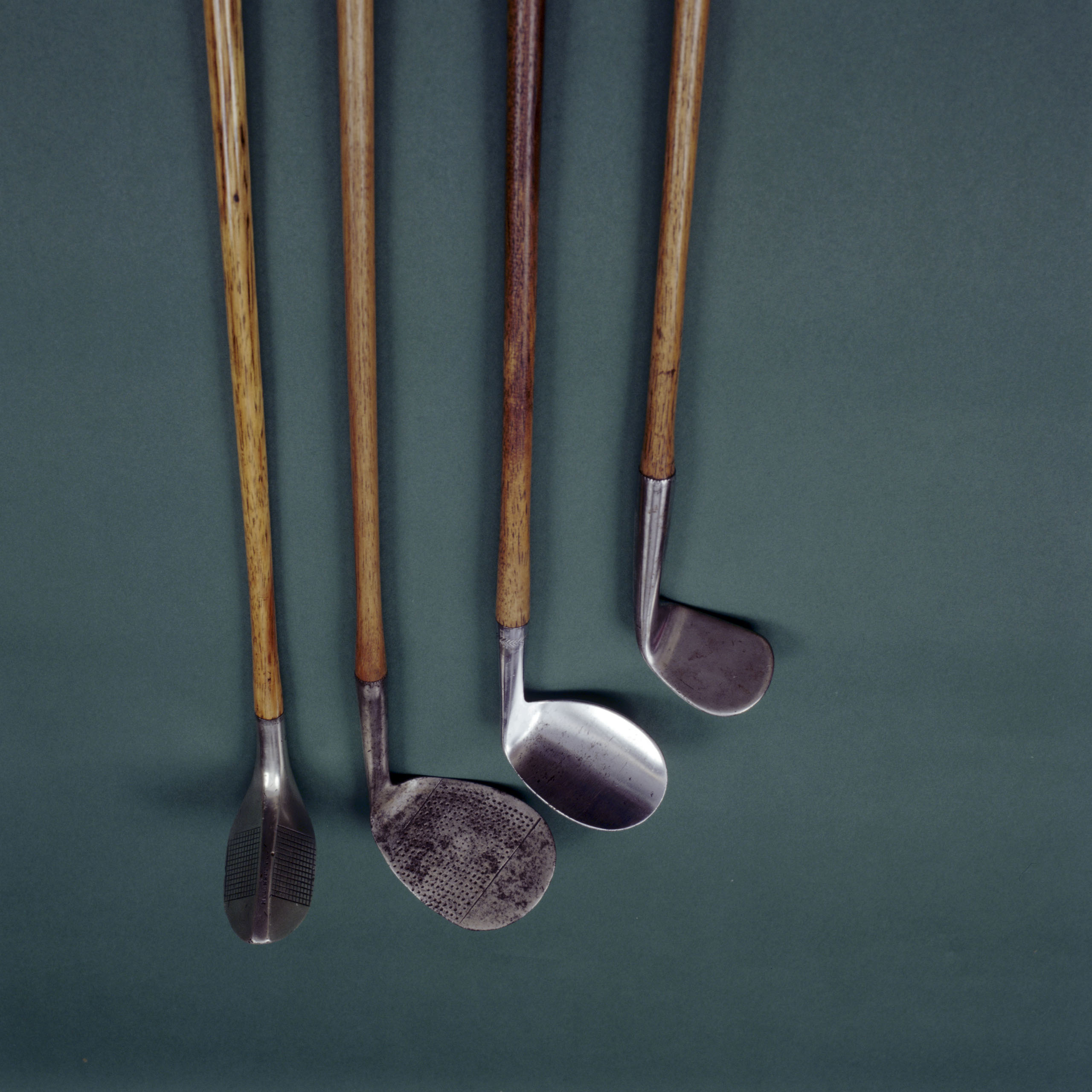 Although passed by technology, niblick remains relevant as a term and in the bags of golf traditionalists. Photo by Sarah Fabian-Baddiel/Heritage Images/Getty Images