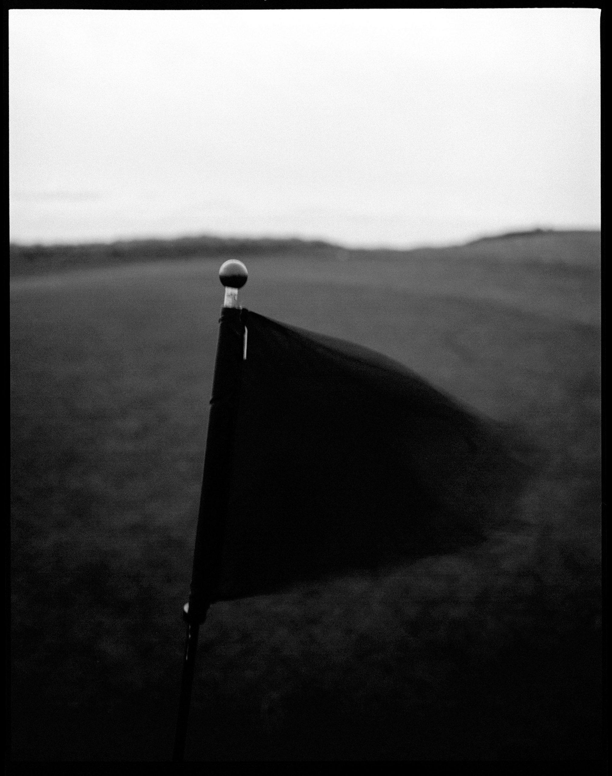 Machrihanish Golf Club Flag