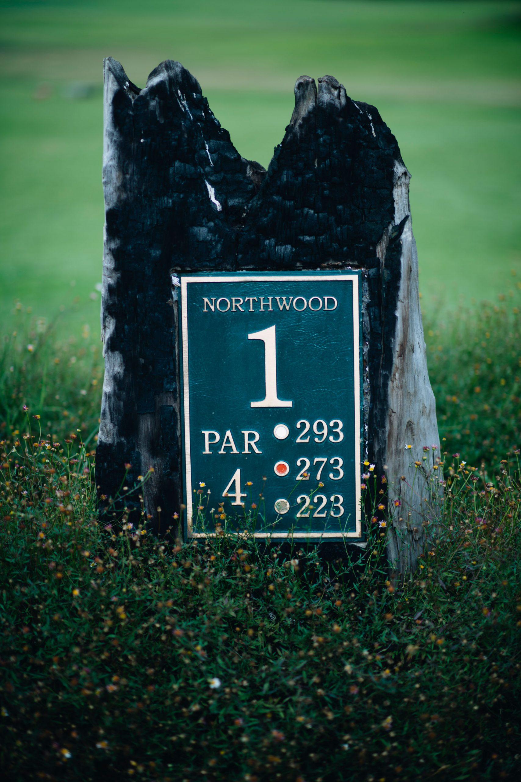 Northwood Golf Club. Photo by Kohjiro Kinno