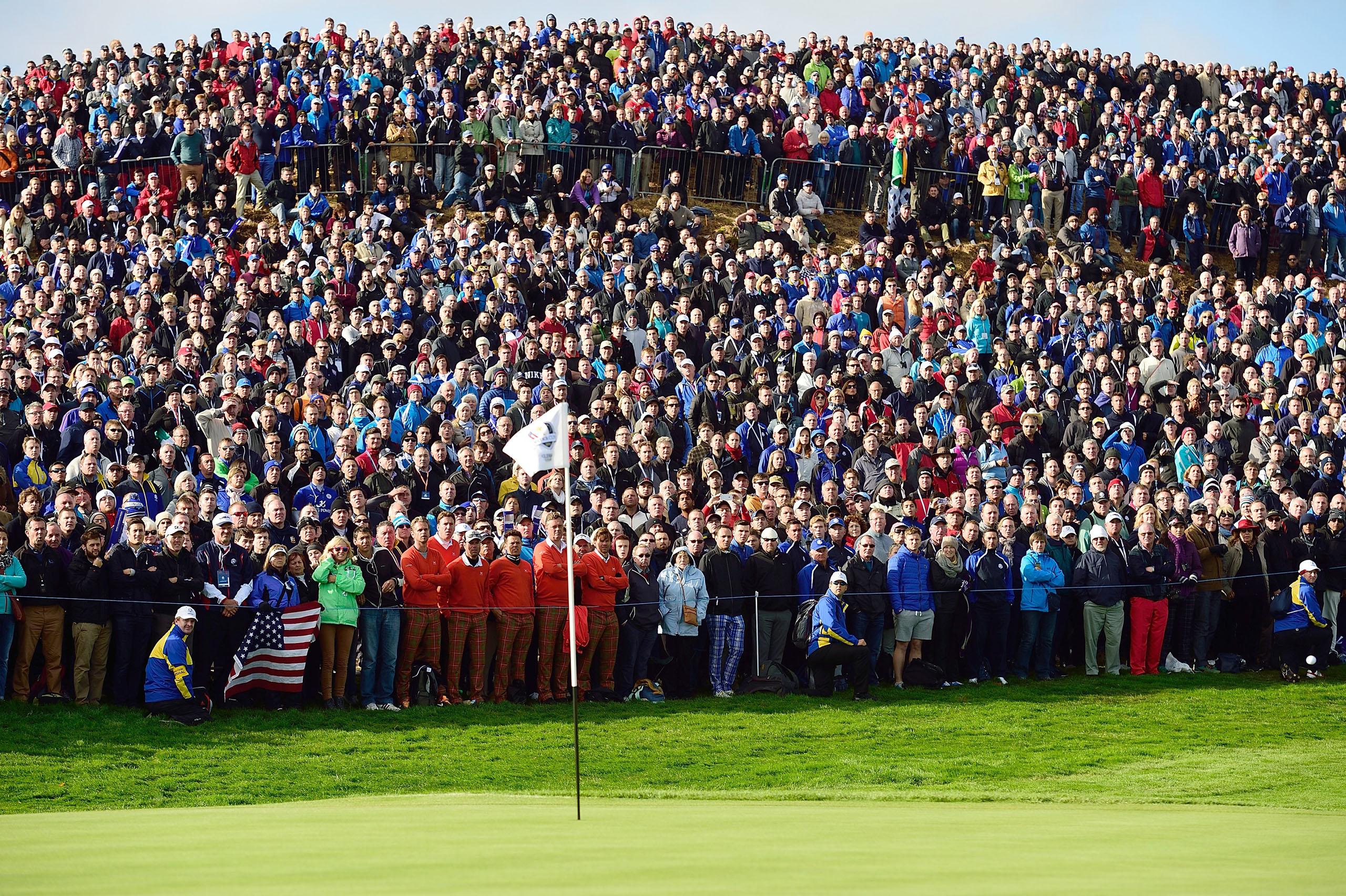 2014 Ryder Cup, Gleneagles, Scotland
