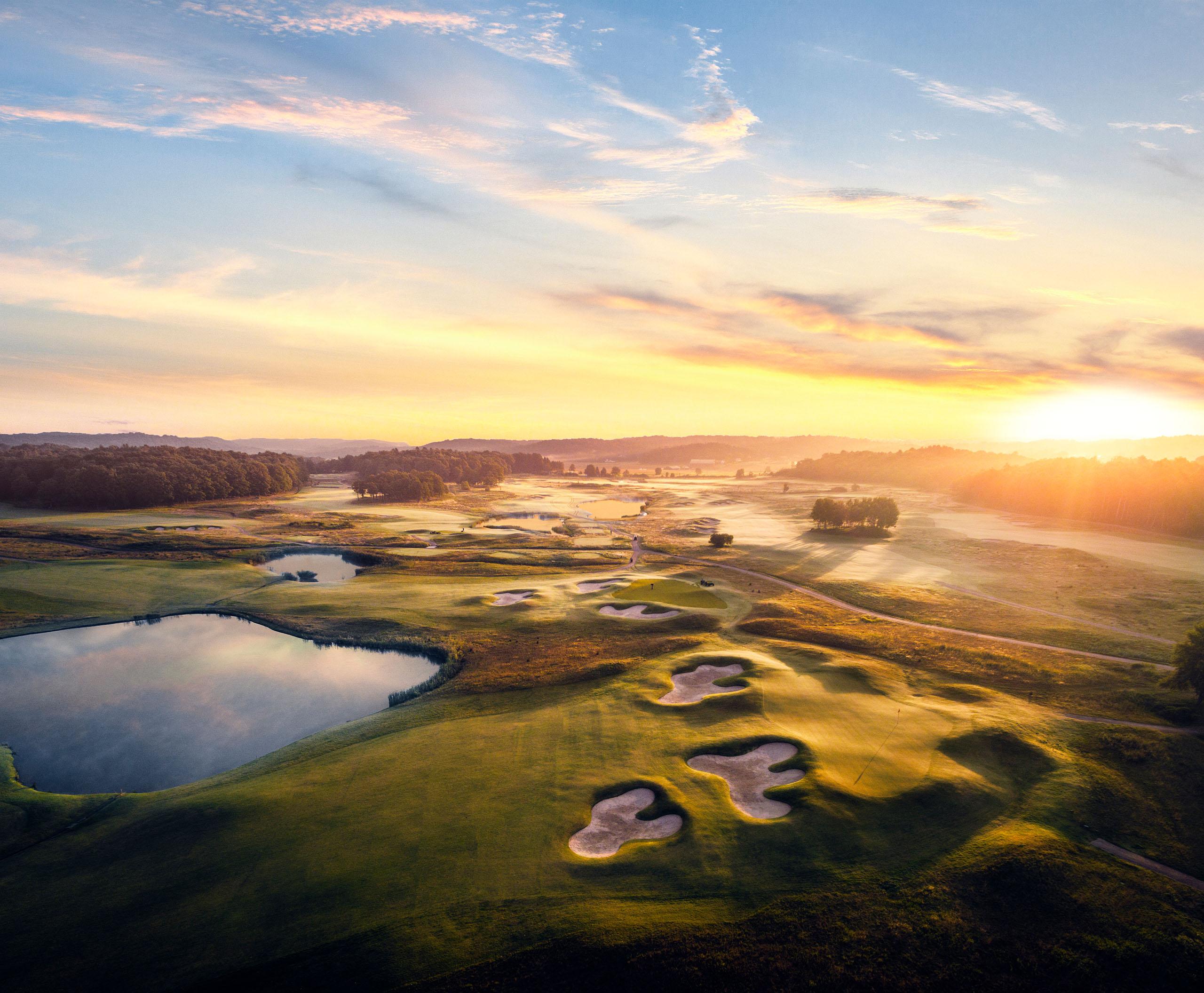 Vallda Golf & Country Club, No. 9