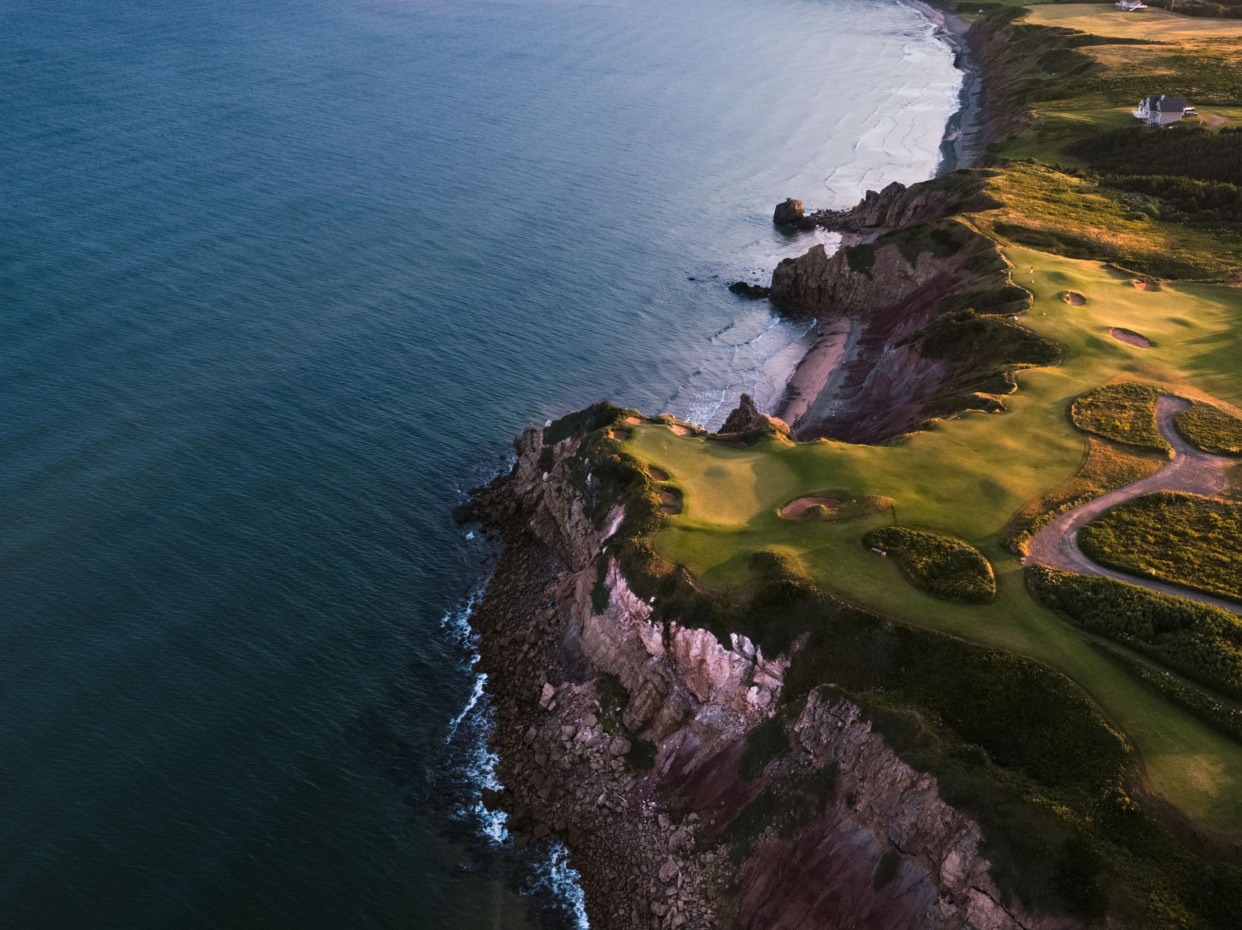 Cabot Cliffs, No. 16
