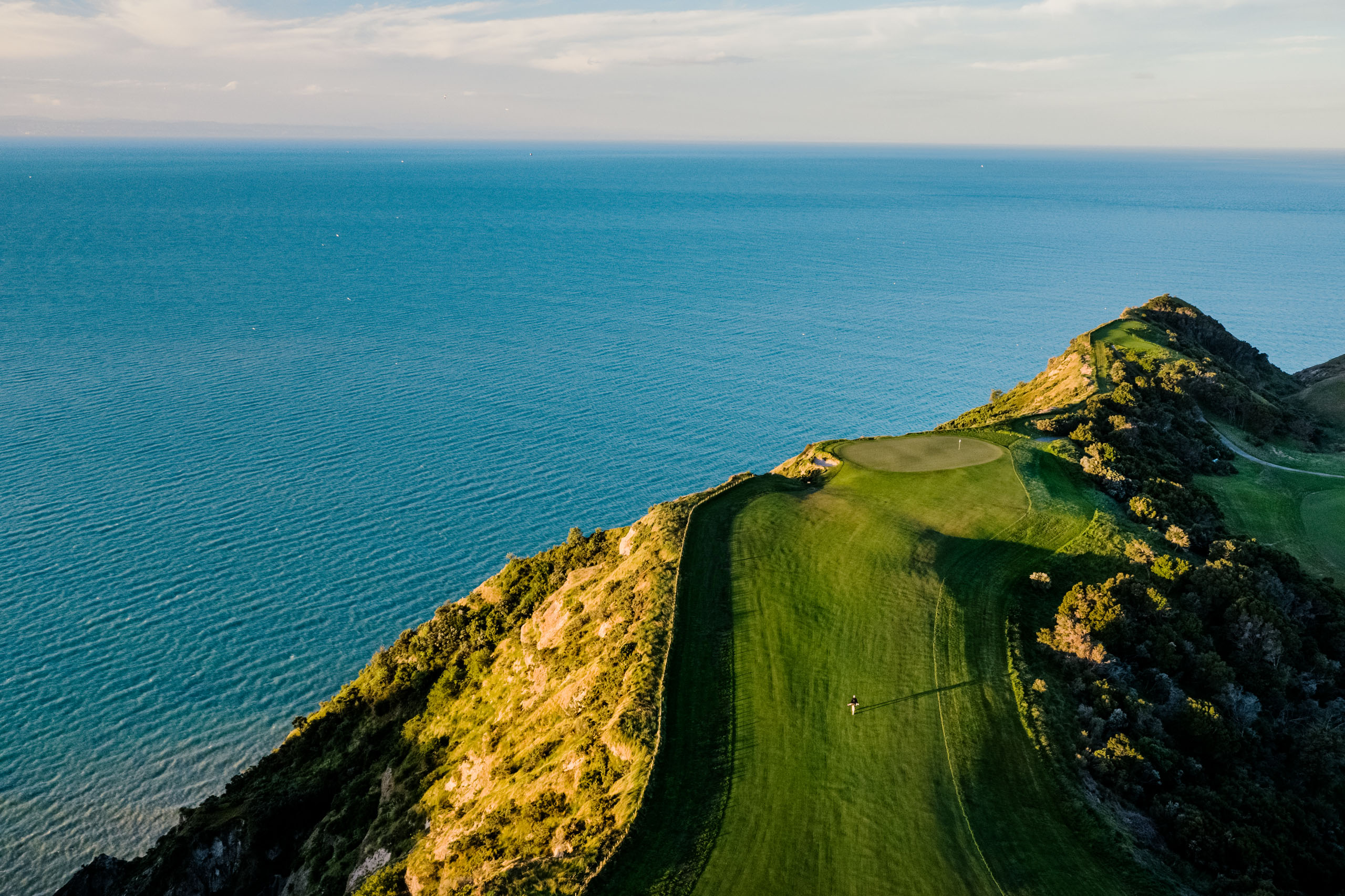 Cape Kidnappers Golf Course, No. 15