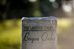 Bayou Oaks, Lakeside Course. Photo by Ryan Young