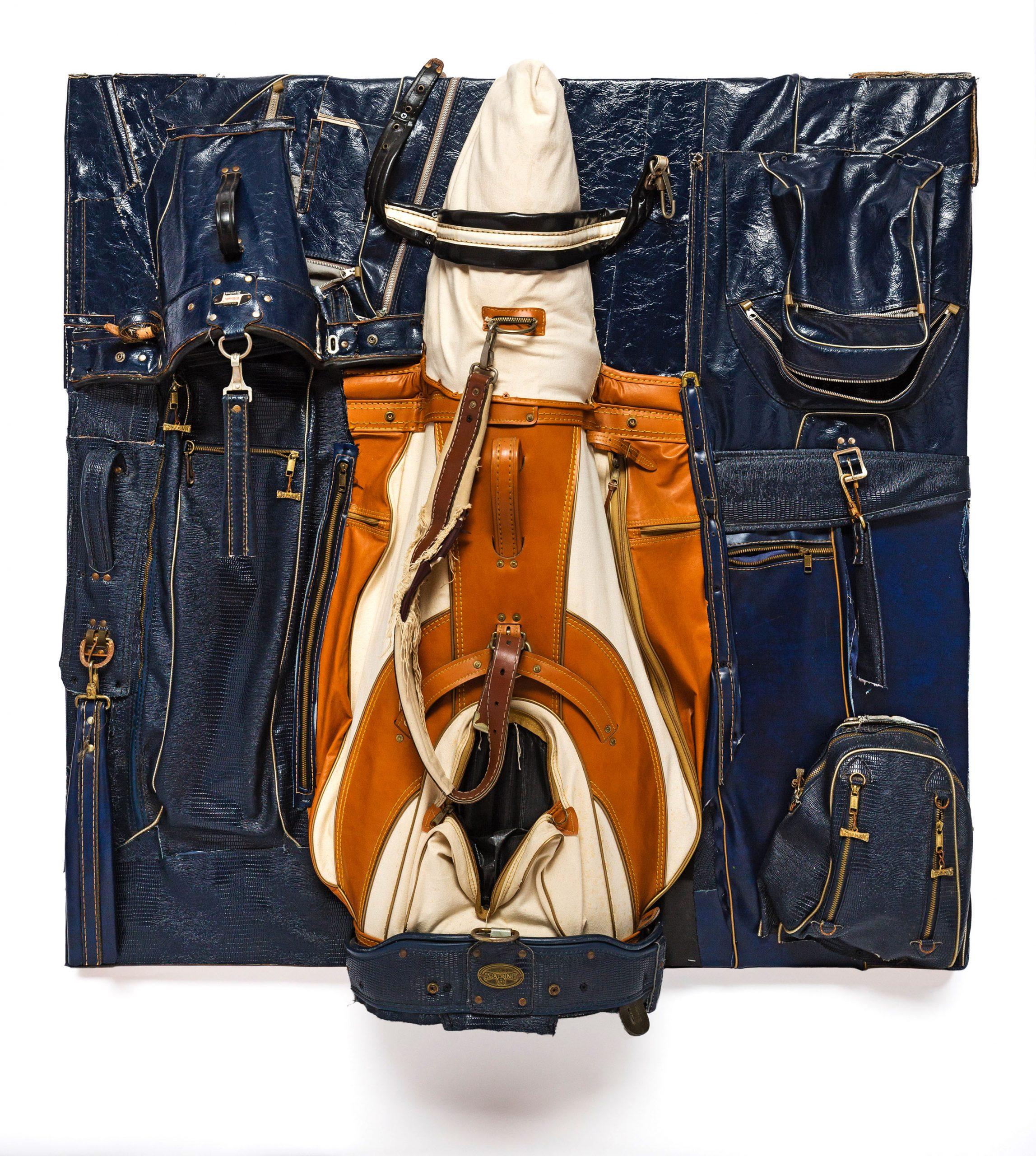 golf bag art