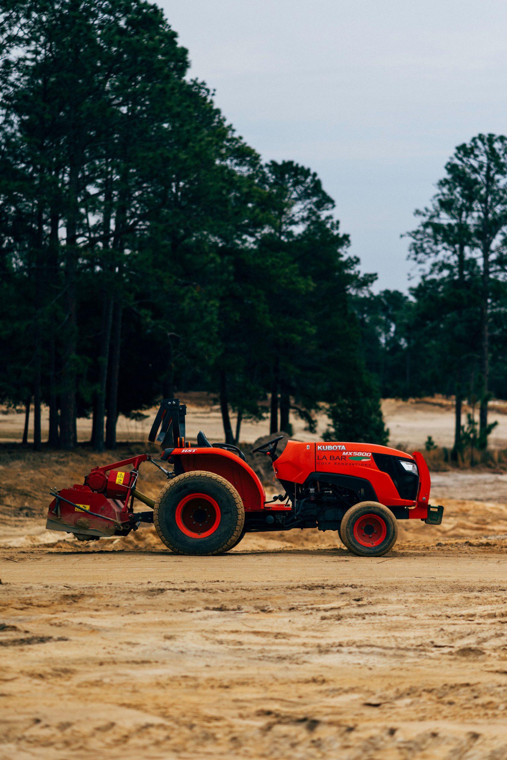 Bulldozer. Photo by Christian Hafer.
