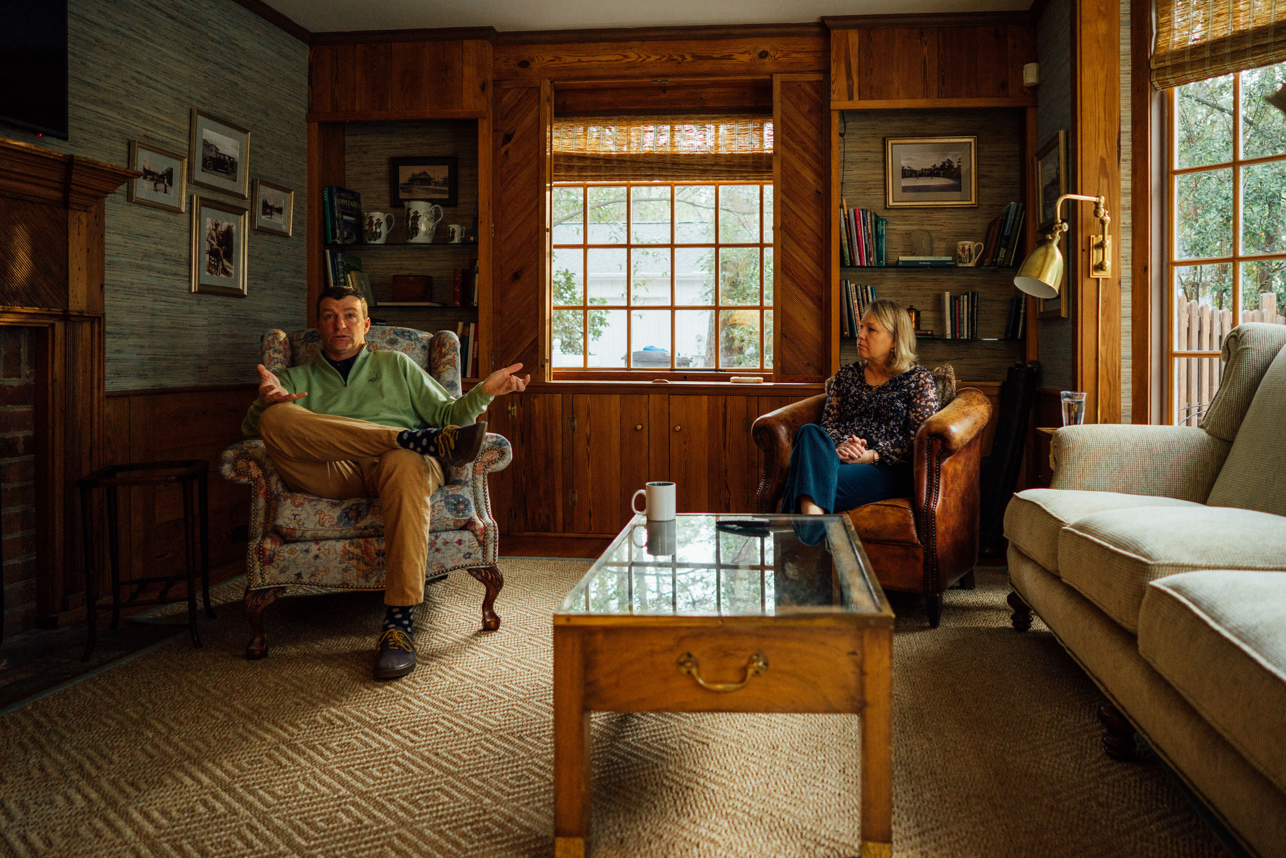 Like Ross and his wife before them, Gil Hanse and his wife, Tracey, see the value in creating a base camp they can call home. Even on hectic, far-flung projects like the Olympic course in Rio de Janeiro, Brazil, the Hanses have tried to bring some semblance of domestic tranquility to each job.