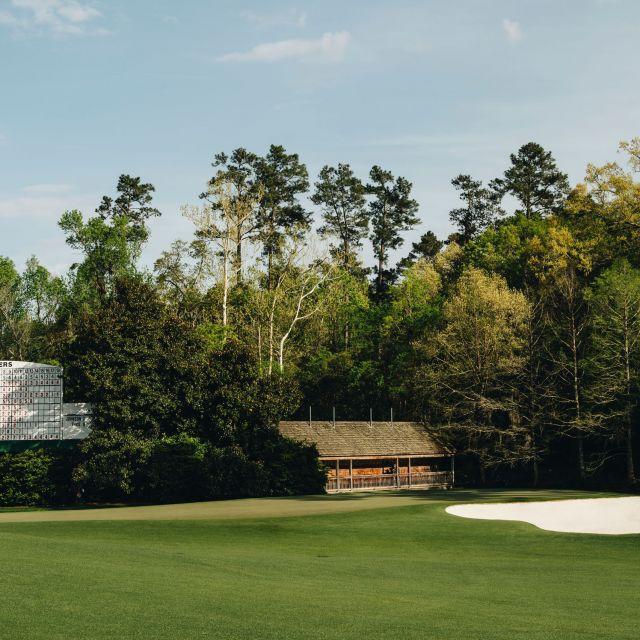 Golf: 2018 Masters Golf Tournament Round Three Augusta National Golf Club/Augusta, GA, USA 4/7/2018 X161845 TK3 Credit: Kohjiro Kinno