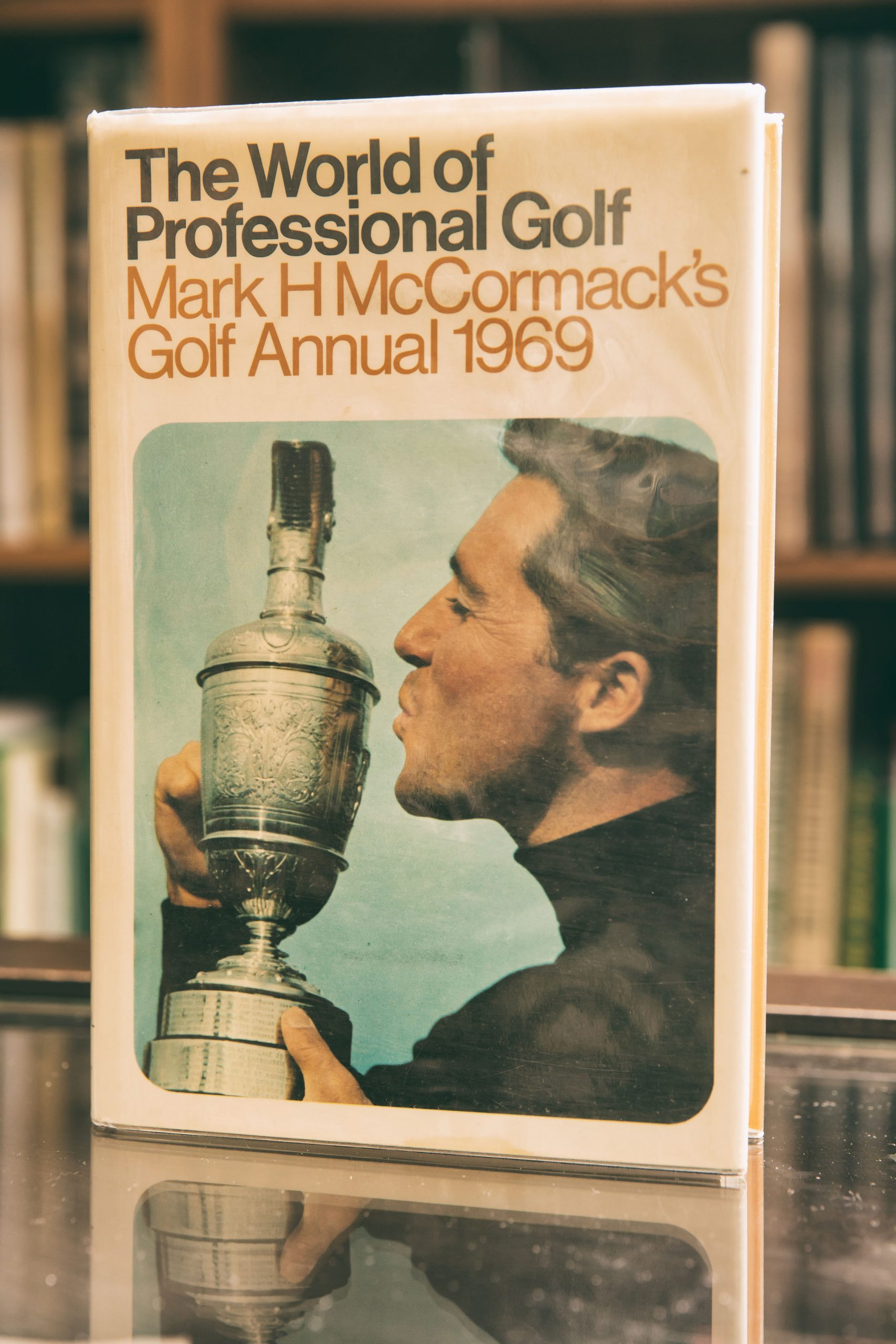 THE WORLD OF PROFESSIONAL GOLF: MARK H. MCCORMACK'S GOLF ANNUAL 1969. Photo by Todd Rosenberg.
