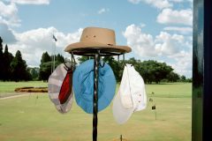 As Of 1995, No Hats Allowed Inside The Royal Harare Golf Club In Zimbabwe. Photo by Martin Parr.