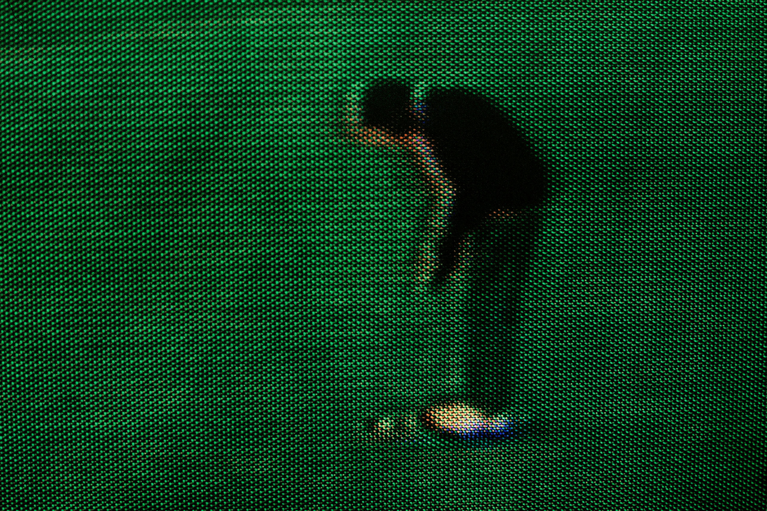This Shot From The Bbc Is Undated, But The Familiar Putting Stroke Is Timeless. Photo by Harry Gruyaert.
