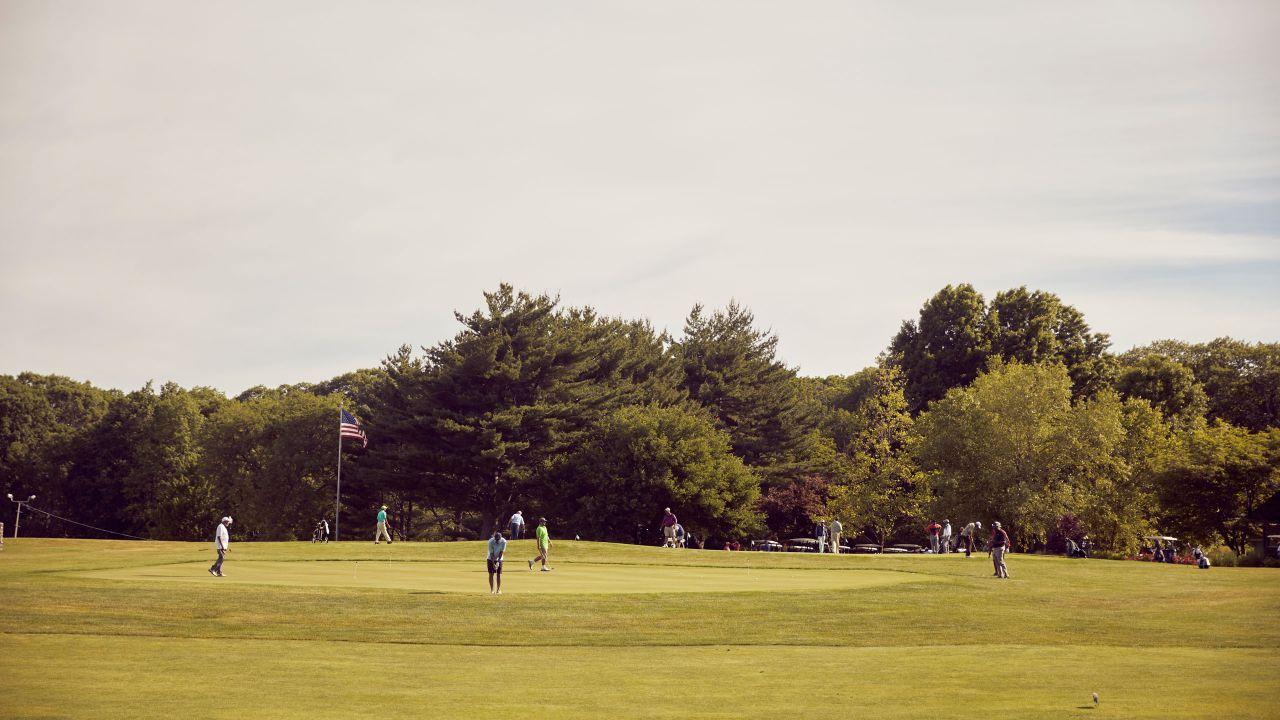 Franklin Park Golf, Photo by John Huet