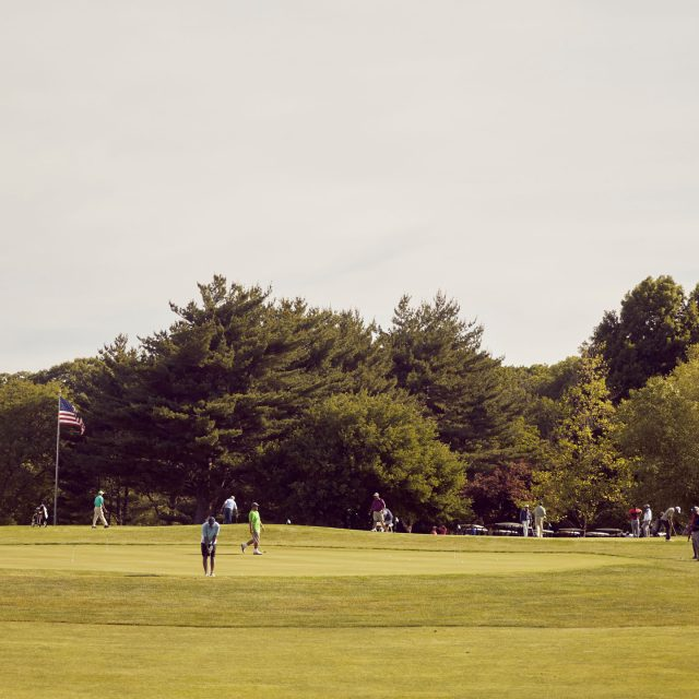 Franklin Park Golf, Photo by John Huet