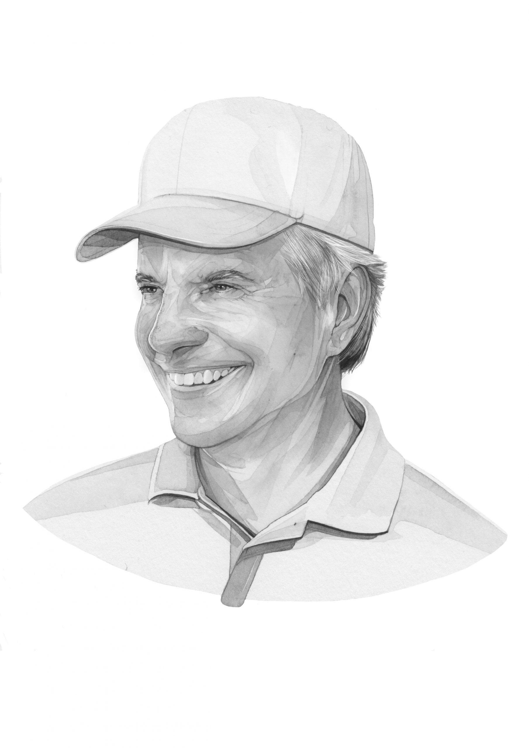 Bill Coore, Illustration