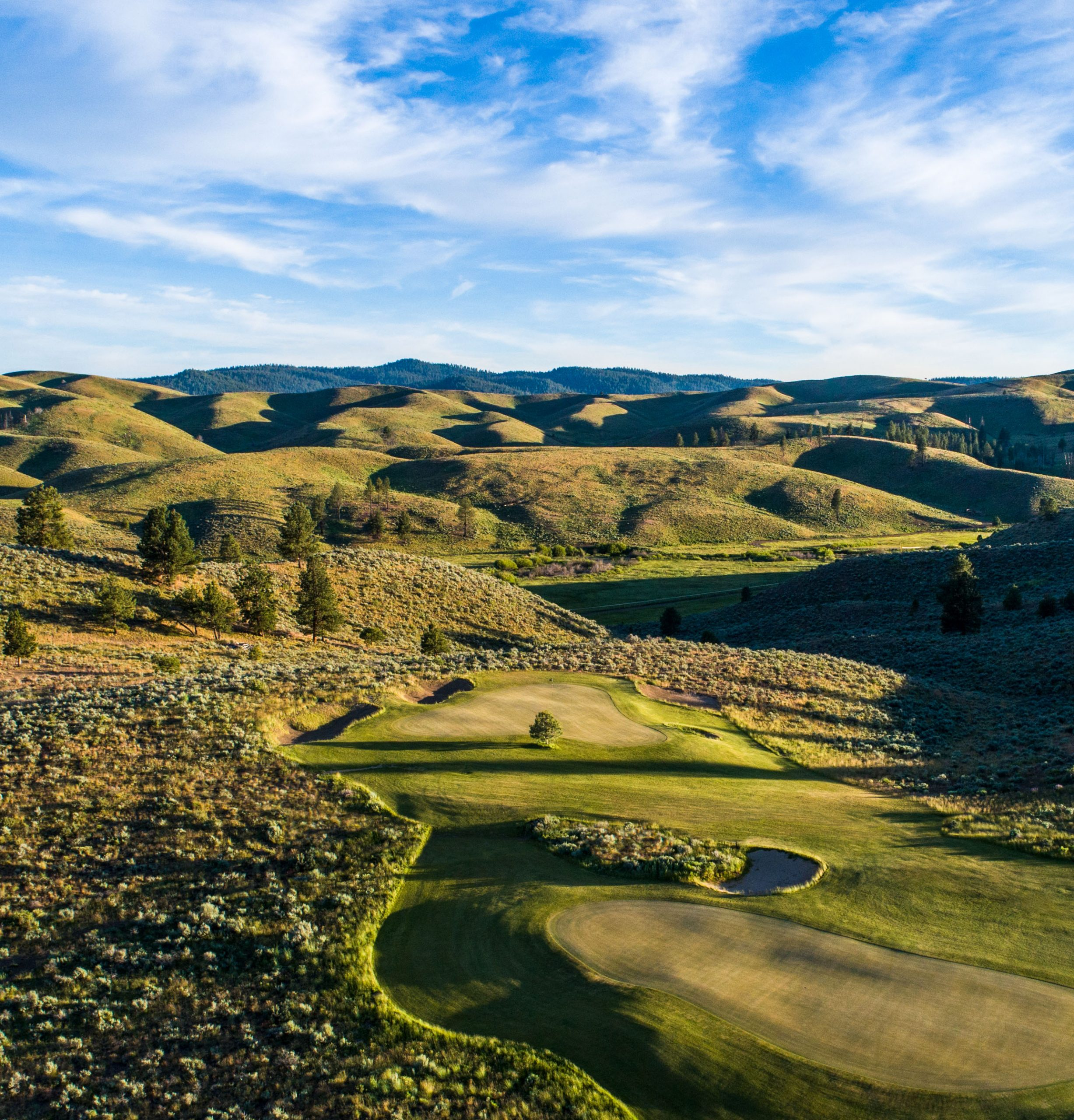 Silvies Valley Ranch spans some 140,000 acres, roughly the size of Chicago.
