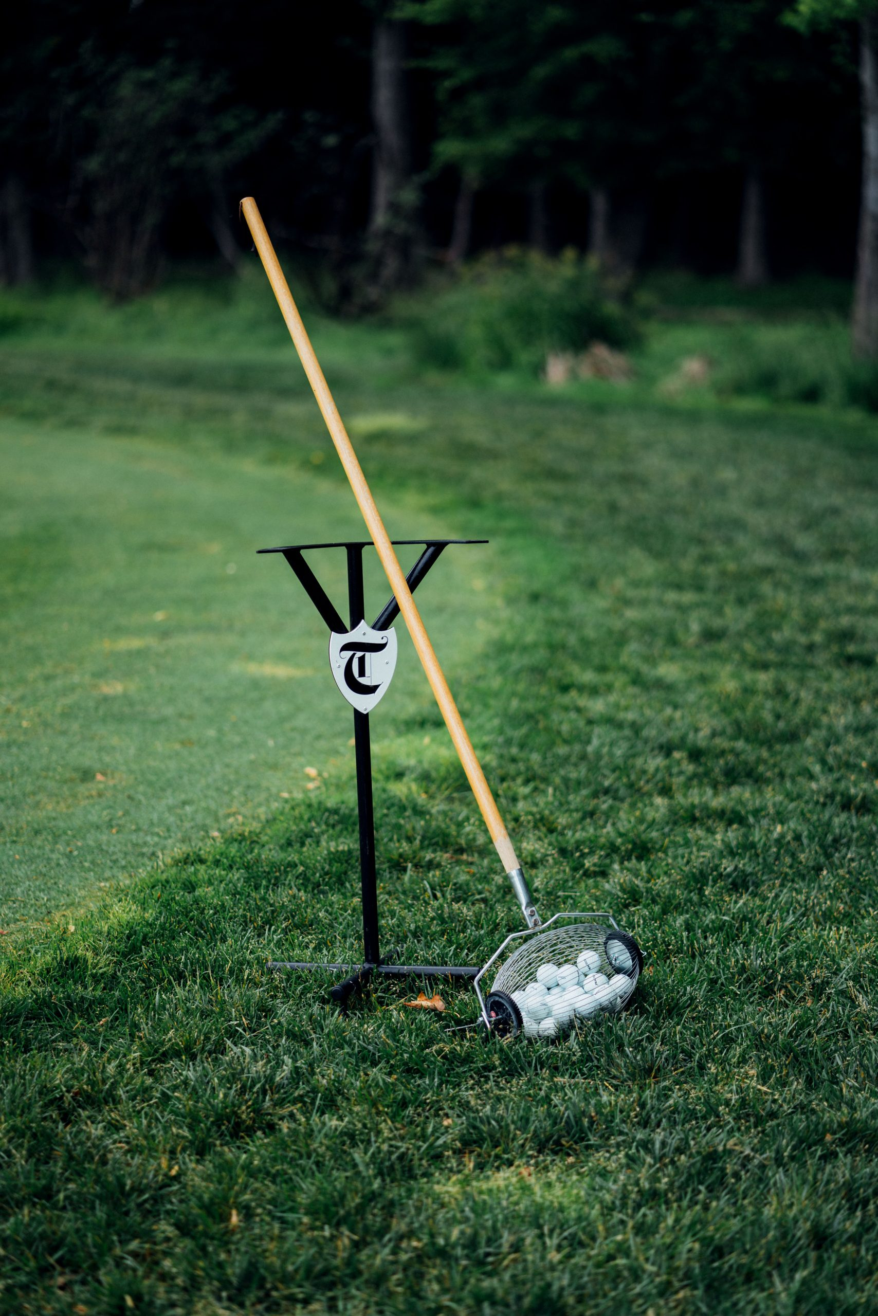 Collection service at Philadelphia's Union League Golf Club