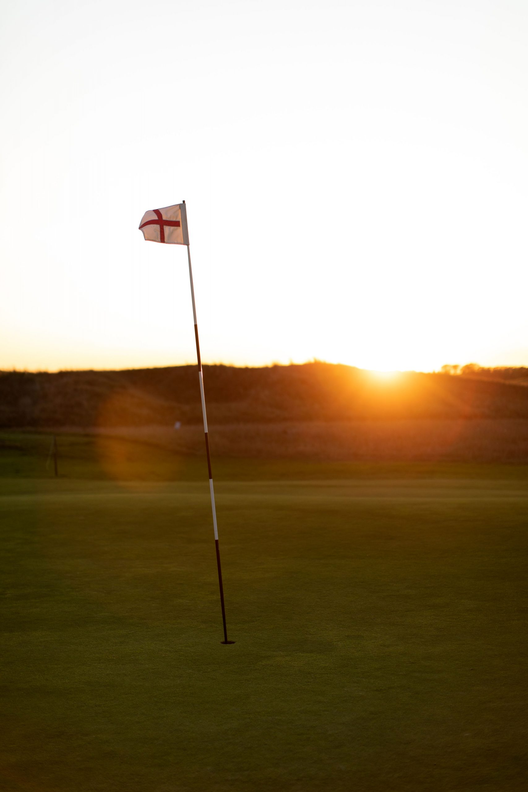 Royal St. George 5th Hole, Photo by Tom Shaw