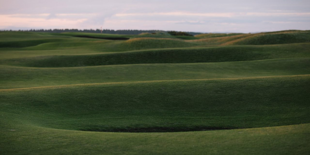 Yardage Book: St. Andrews Club