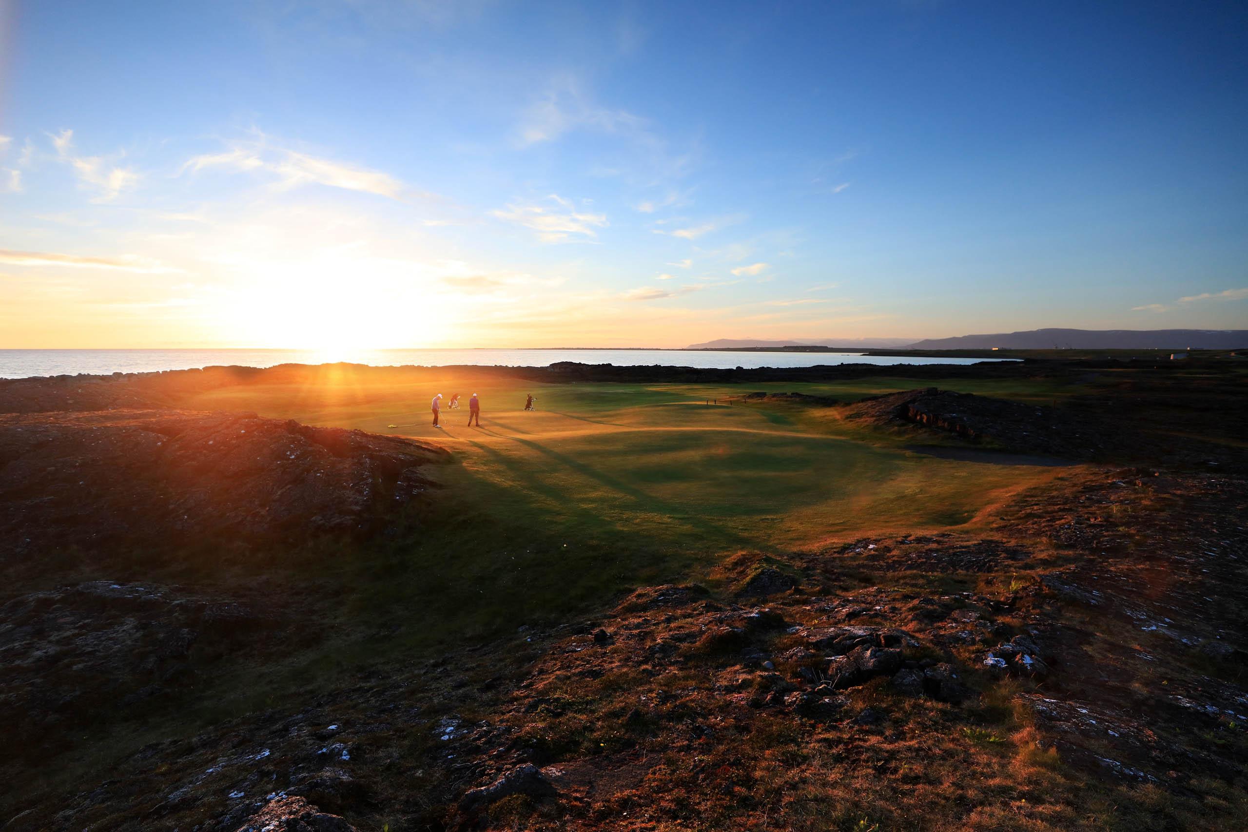 Keilir Golf Club [Iceland]