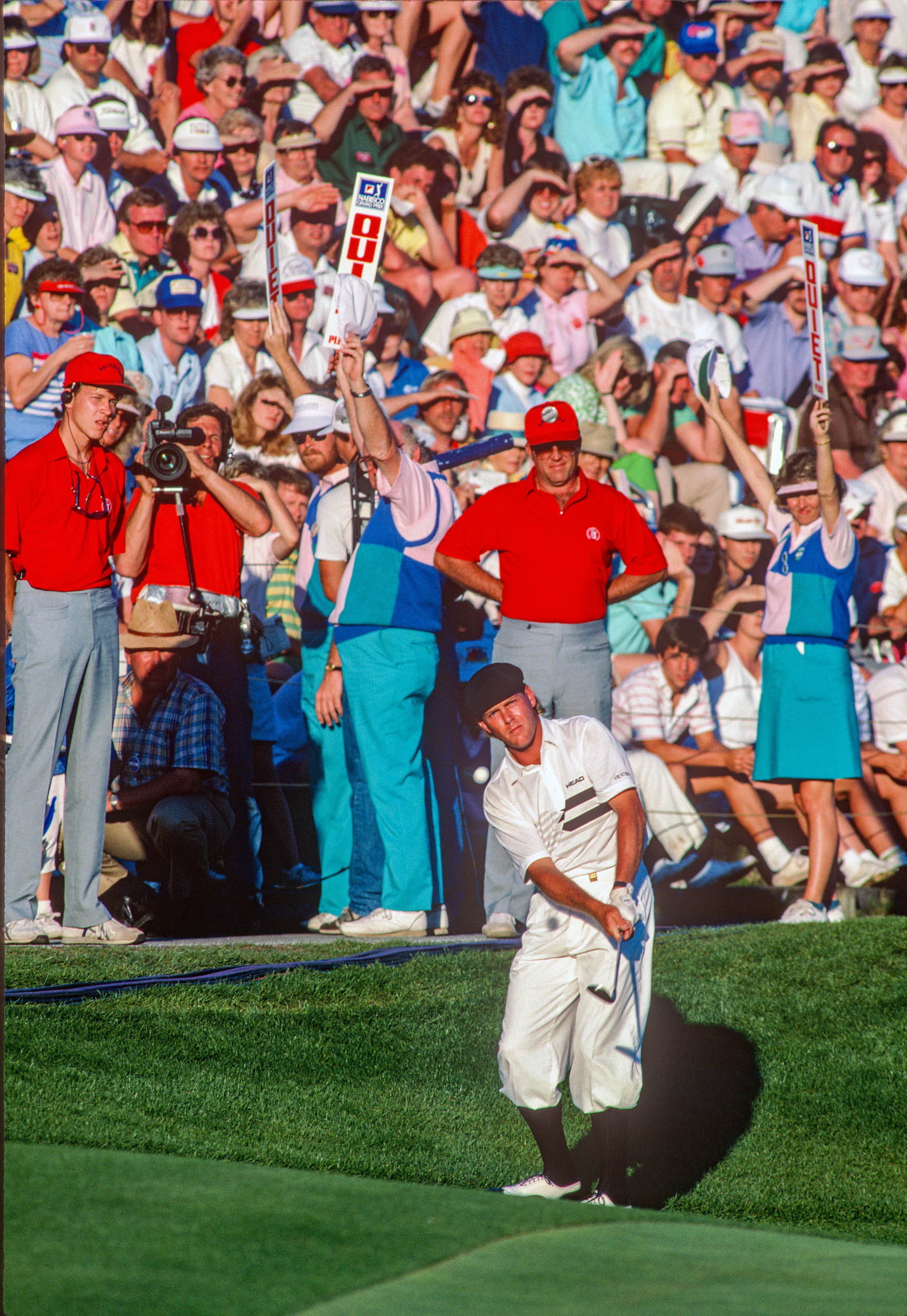 Payne Stewart, 1991 US Open, Hazeltine Golf Club