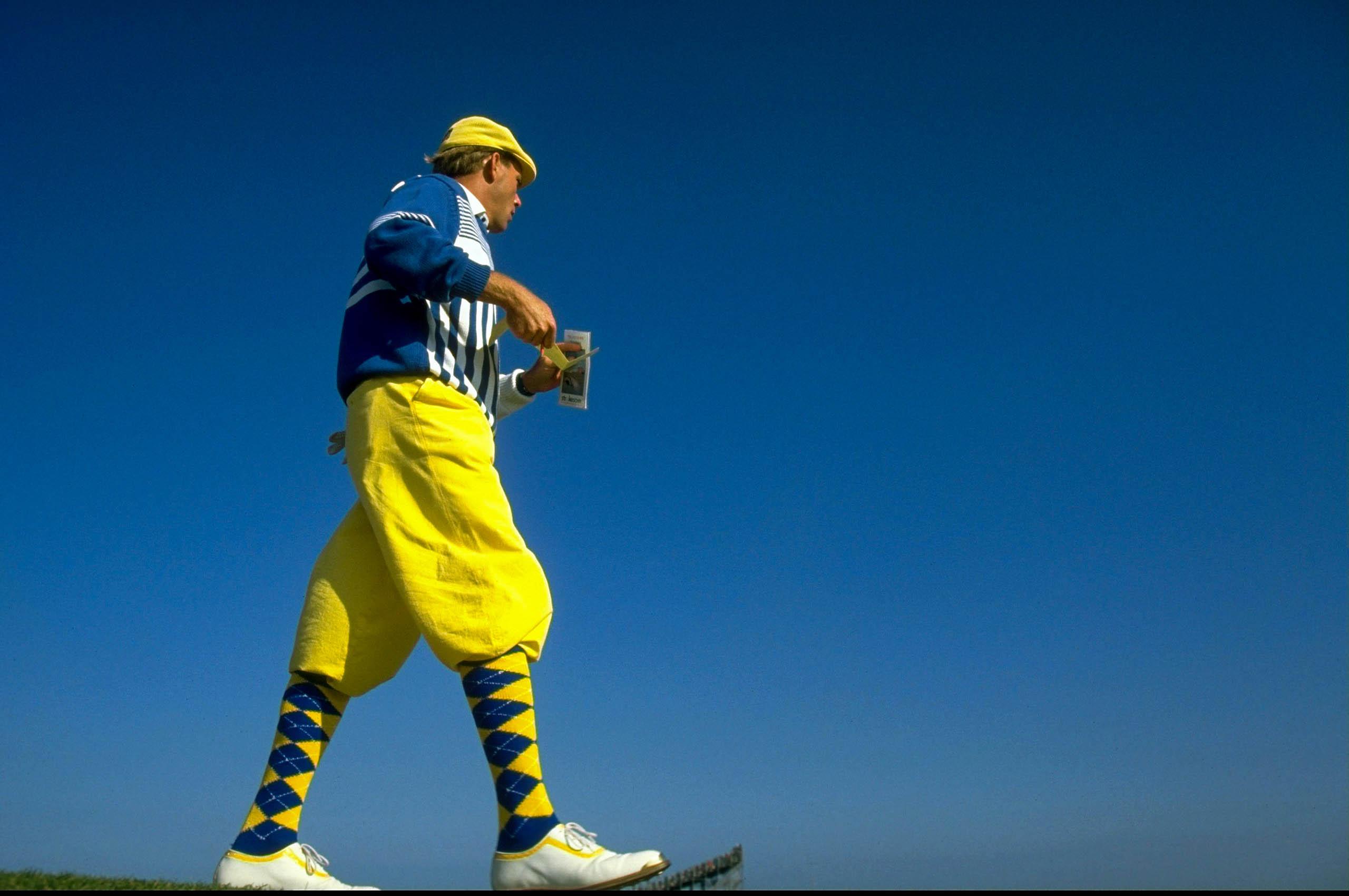 Payne Stewart, 1990 Open Championship