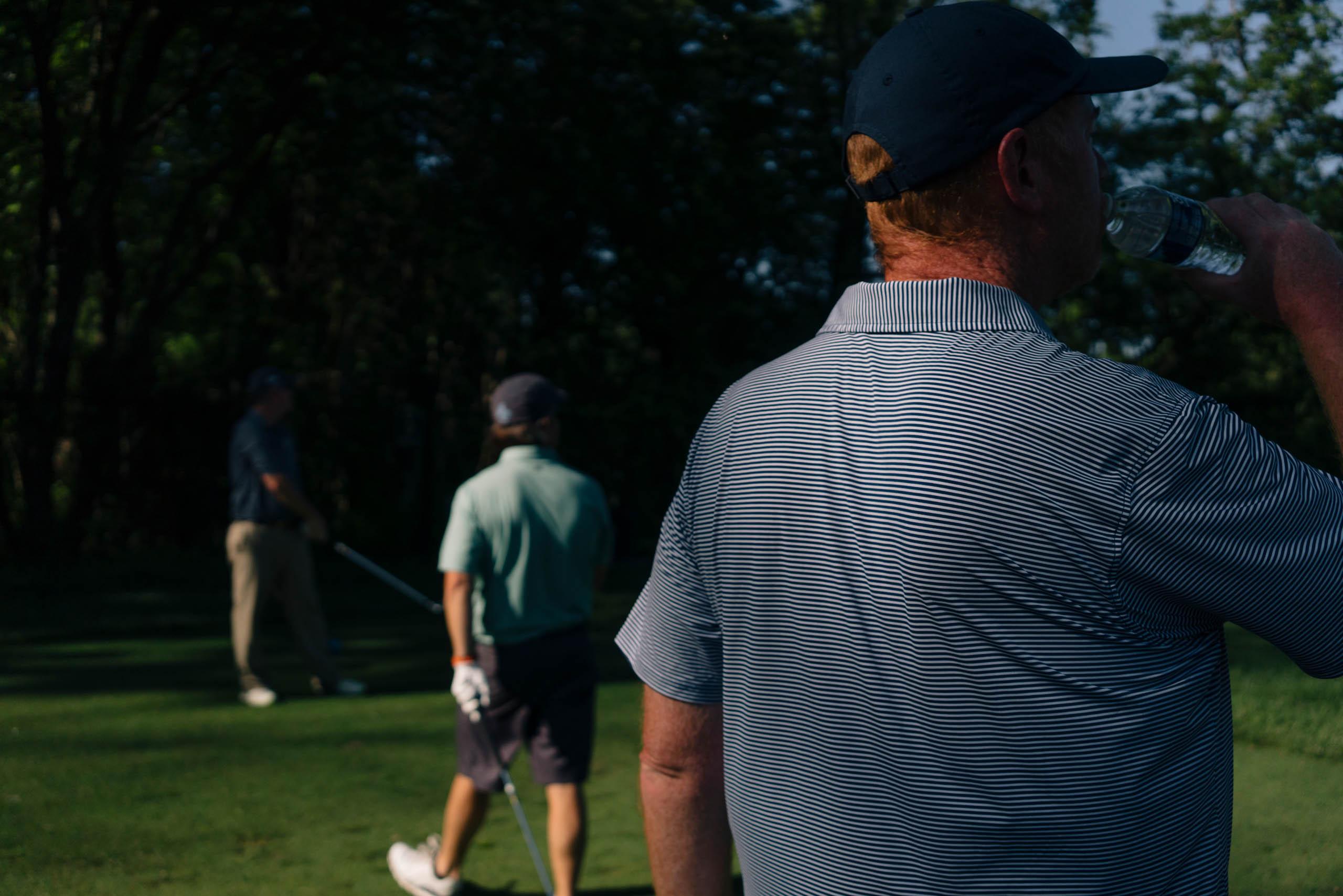 Golf, sober league