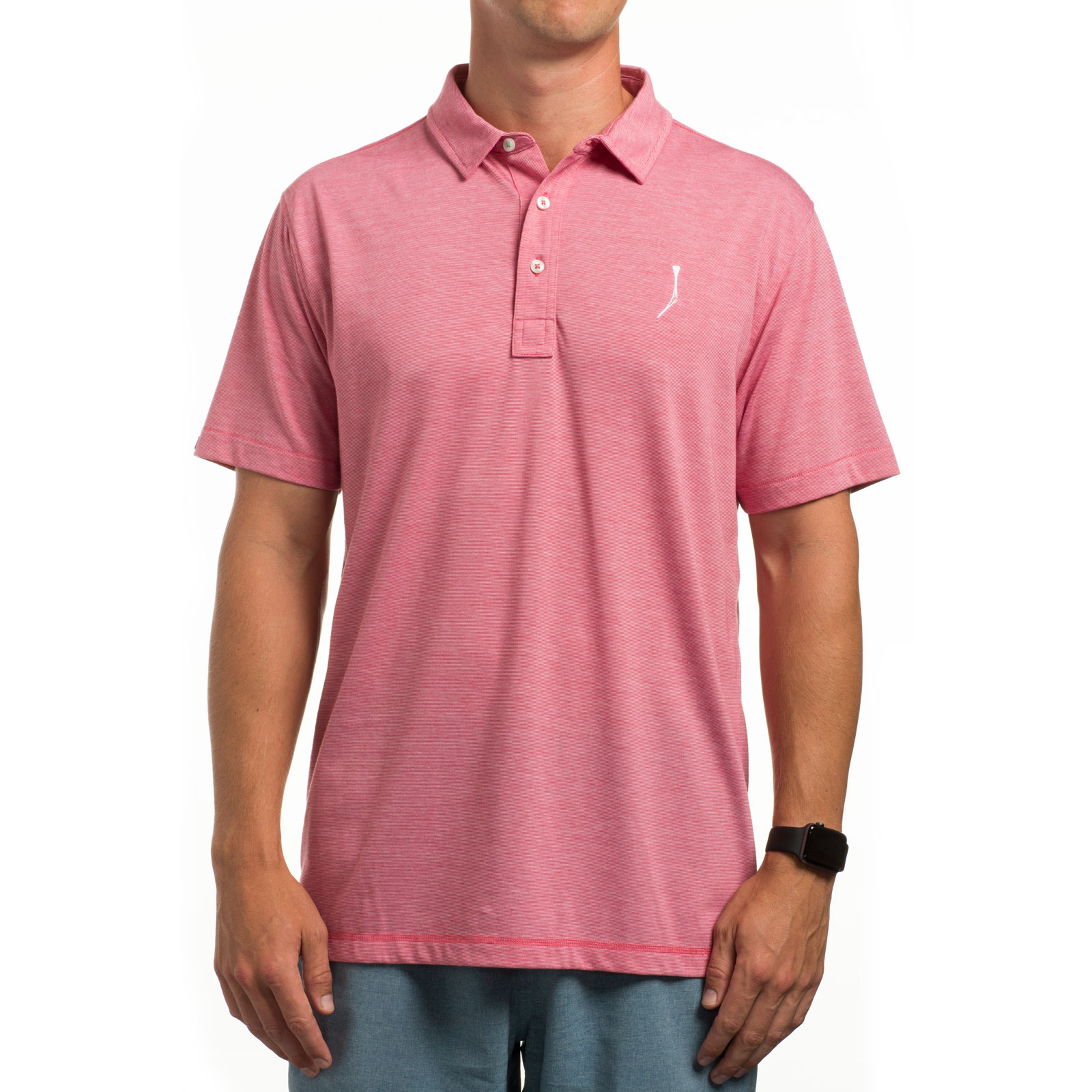 TGJ x Linksoul Men's Avila Polo