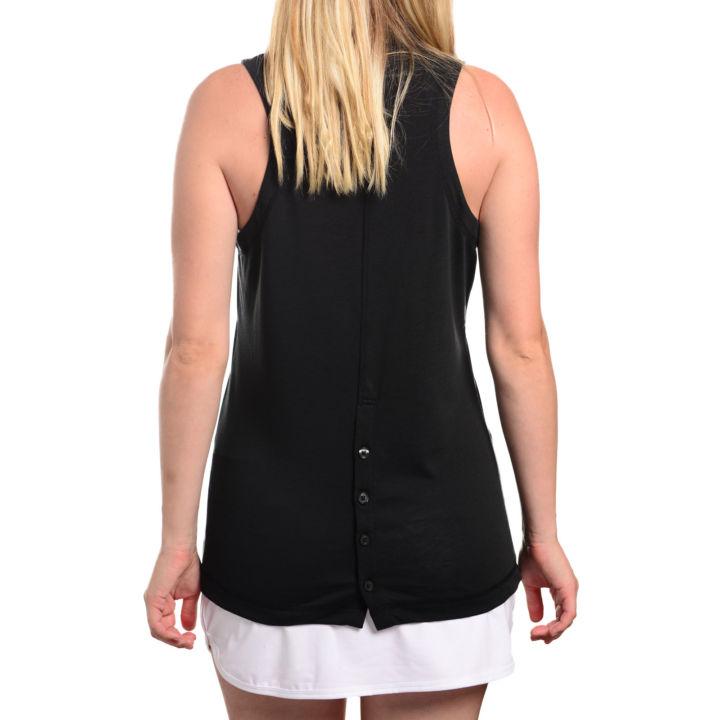 TGJ x Linksoul Women's Sleeveless Shirt - Gray