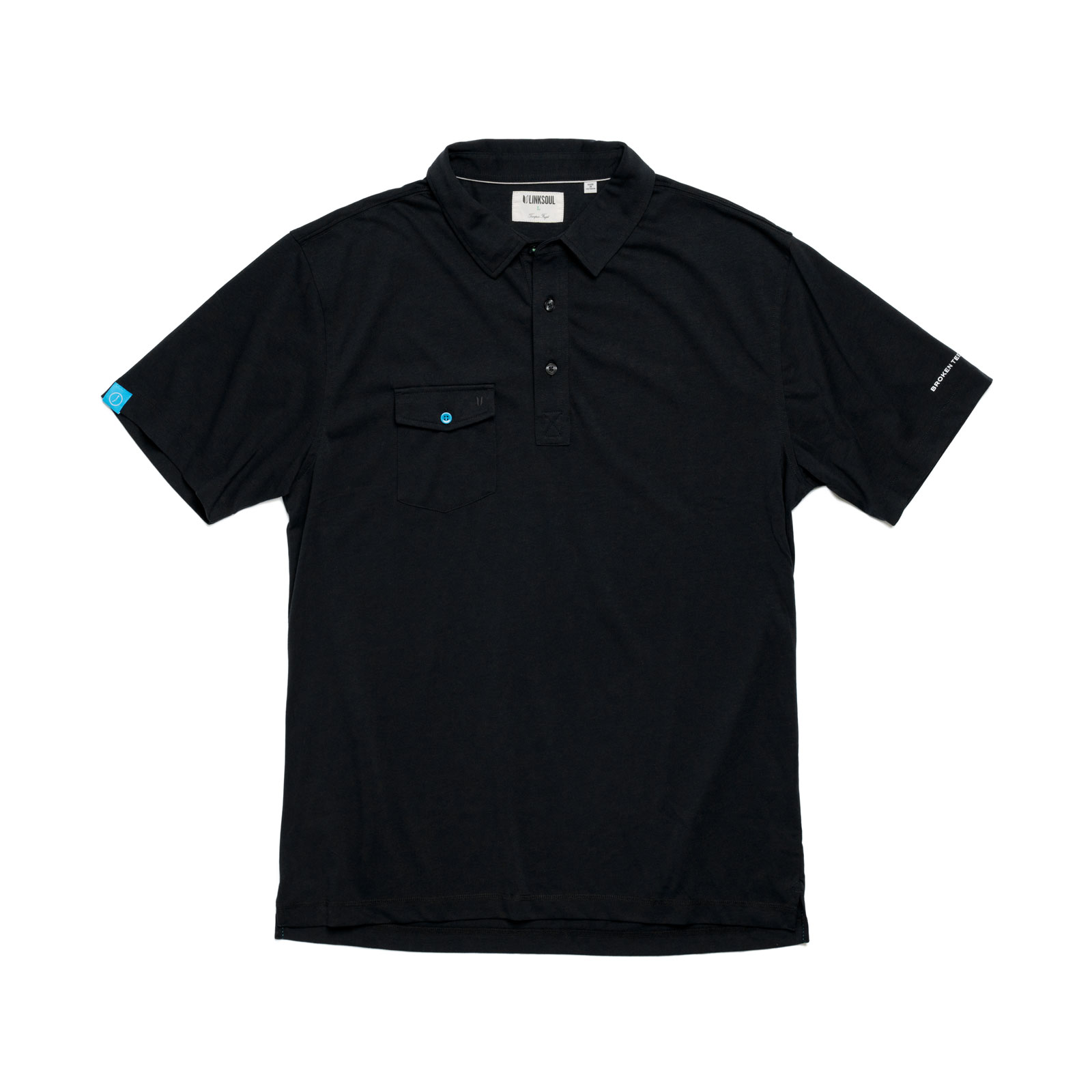 The Modern Classic Polo - Black