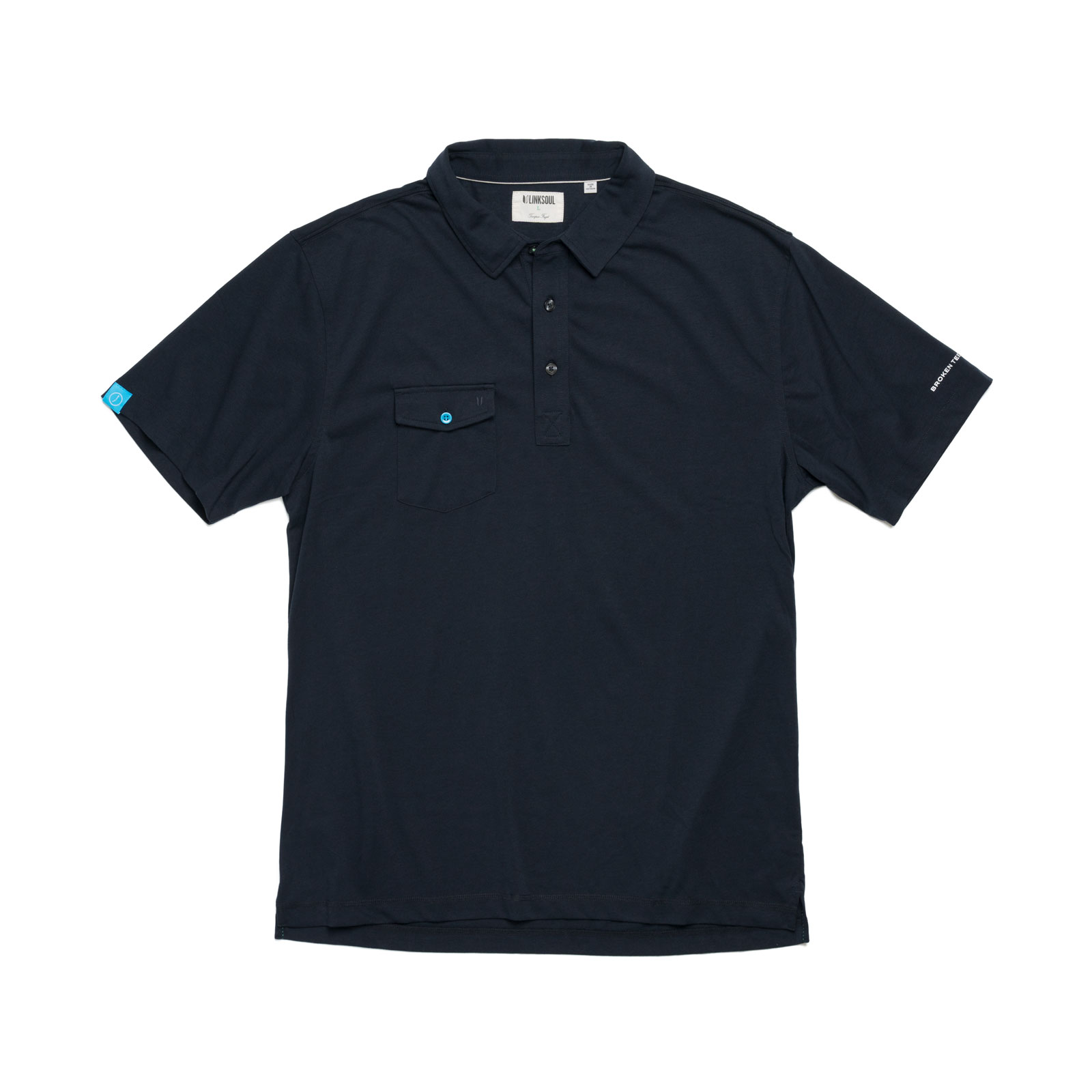 The Modern Classic Polo - Navy
